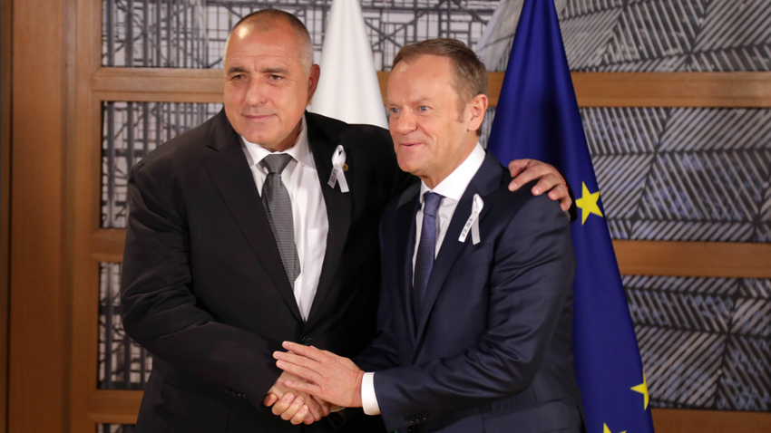 Forthcoming meeting EU-Turkey due in Varna is necessary for normalizing relations between the Union and Ankara, said Premier Borissov talking to Donald Tusk in Brussels