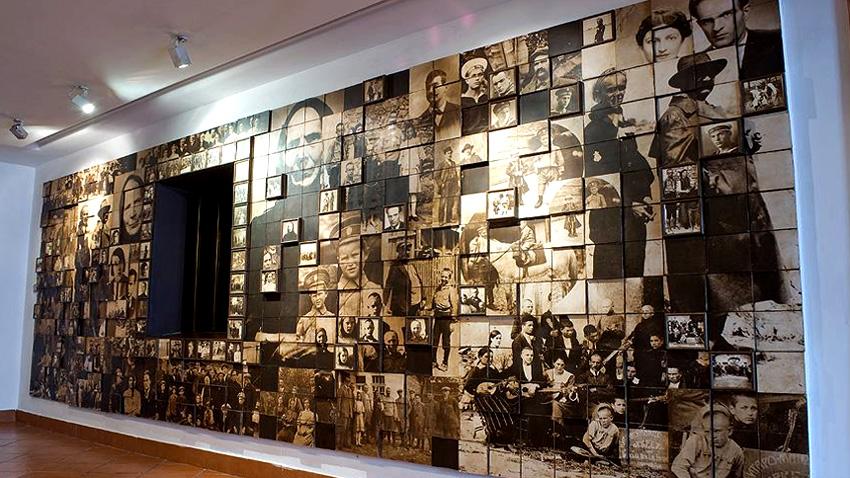 къща-музей Никола Вапцаров в Банско