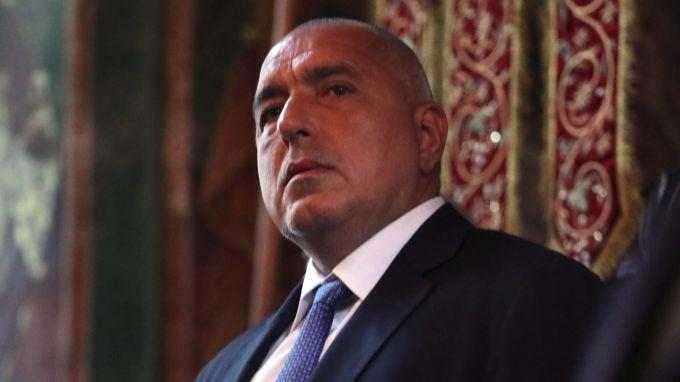 Pm Borissov Visiting Albania Today