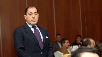 Сюлейман Гьокче - посланик на Турция в България