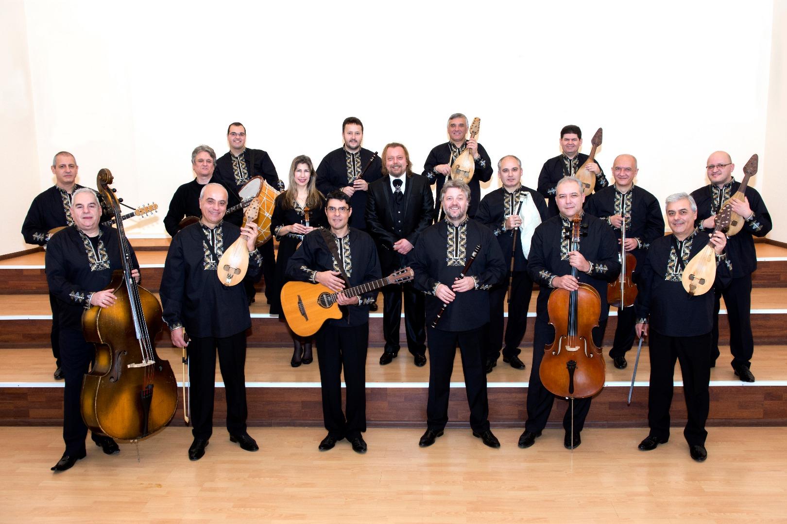 Оркестър за народна музика