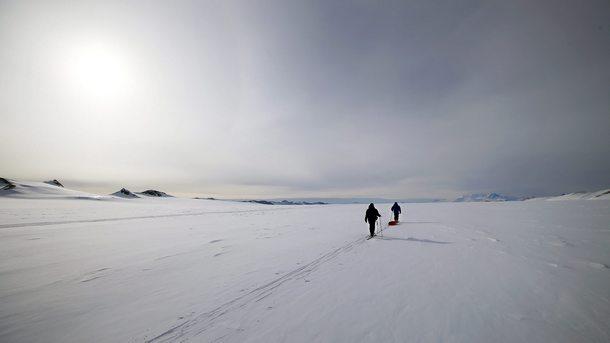 Експедиция през Южния полюс