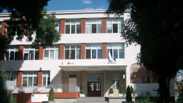 Професионалната гимназия по строителство, архитектура и геодезия в Бургас