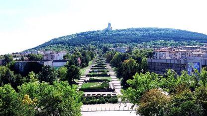 Шумен - зелен град
