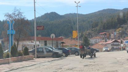 Изглед от град Доспат