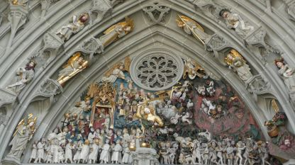 През 1983 г. катедралата, заедно с останалите сгради на Стария Берн, бе включена в списъка на Световното културно наследство на ЮНЕСКО.