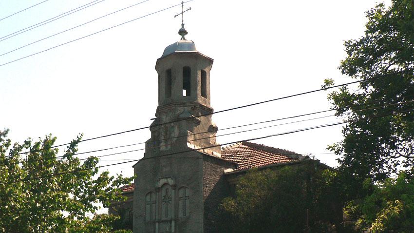"""Църквата """"Възнесение Господне"""" Снимка: wikipedia.org"""