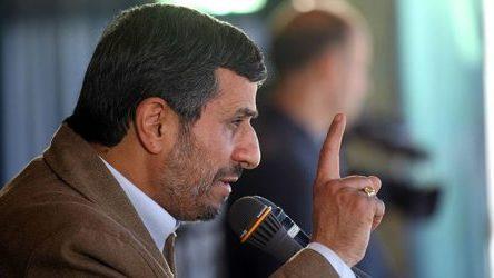 Махмуд Ахмадинеджад
