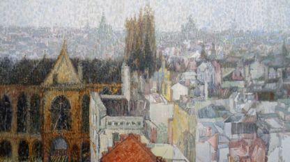 """""""Дождливый день в Париже"""""""