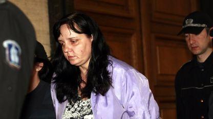 Емилия Ковачева в съда