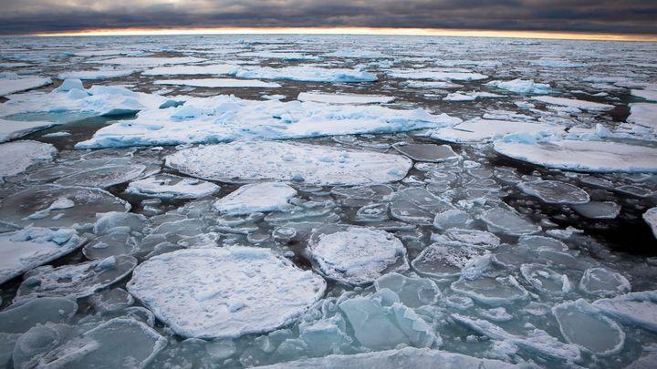 Учени съобщиха, че изтъняването на морския лед вече достига най-студените части на Арктика.