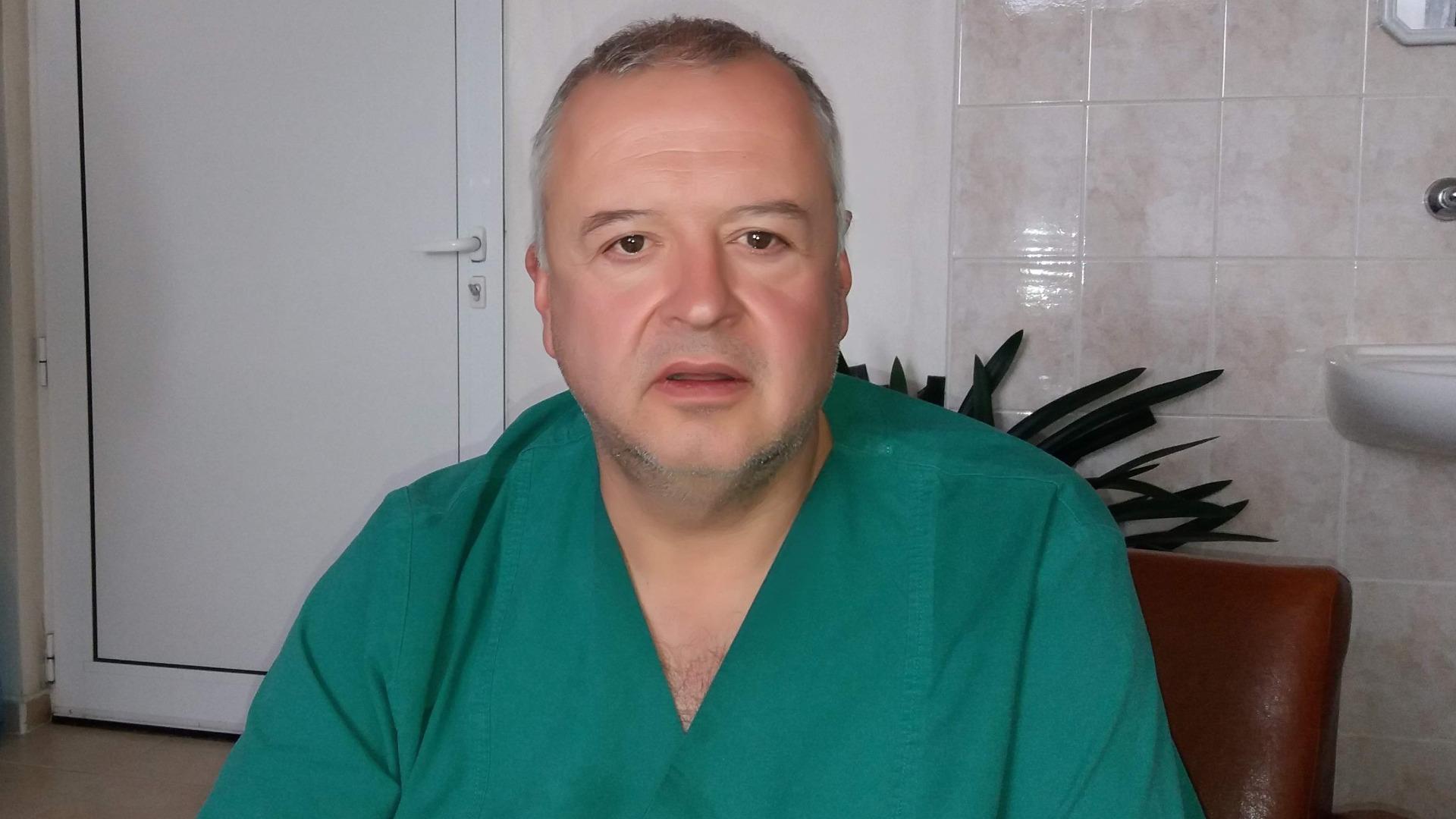 Д-р Петър Кръстанов