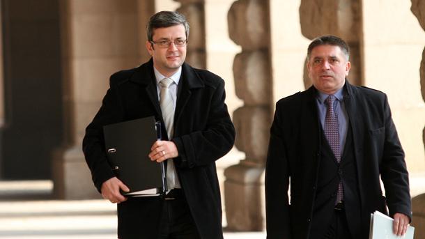 Тома Биков и Данаил Кирилов внесоха питане до КС дали Истанбулската конвенция противоречи на Конституцията (архив)