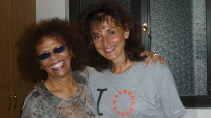 Таня Мария (вляво) и Цвети Бахариева