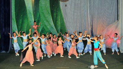 Международният детски фестивал на изкуствата
