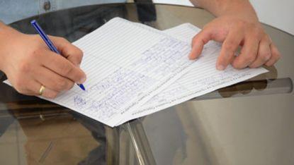За провеждане на референдума са се подписали 15 000 жители на общината.