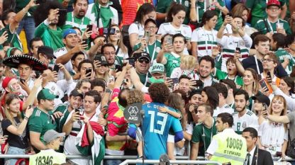 Мексико с втора победа на Мондиала