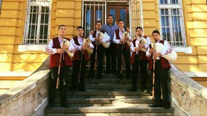 Гайдарски оркестър на НУИ