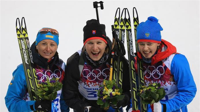 Анастасия Кузмина стана олимпийска шампионка в спринта