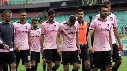 Палермо беше върнат в второто ниво на италианския футбол.