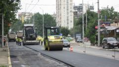 Заради ремонти на булеварди във Враца тролейбусите бяха с променен маршрут
