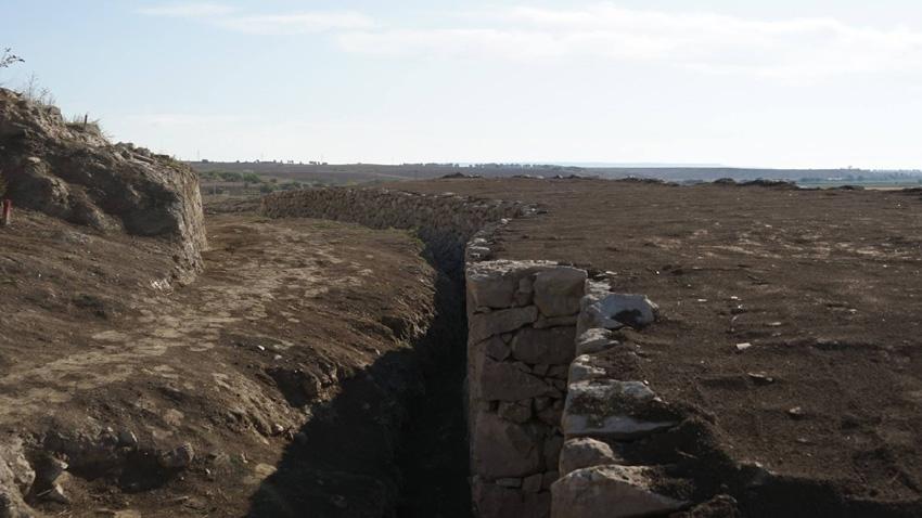 Крепостната стена