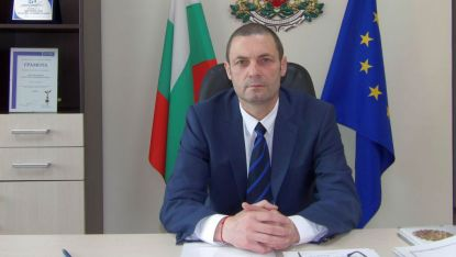 Митко Стайков - областен управител на Търговище