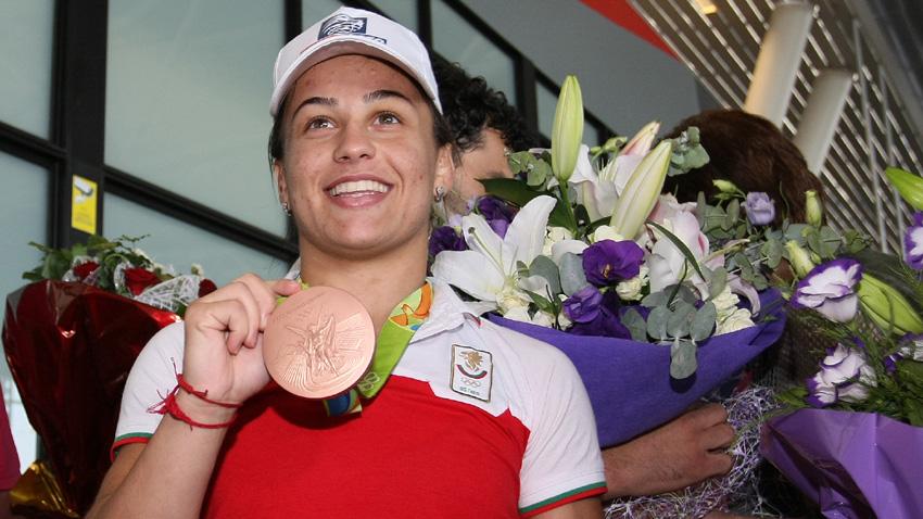 Елица Янкова беше избрана за Спортист номер 1 на Спортен клуб