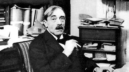 Френският поет Пол Валери