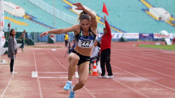 Габриела Петрова ще участва на троен скок
