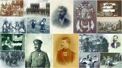 """Снимки от книгата на Румен Манов """"Приказка за България"""""""