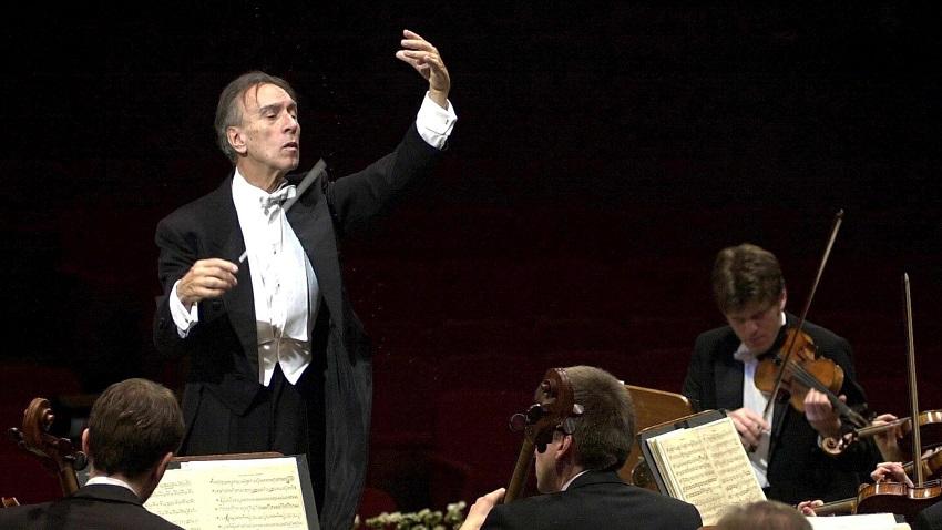 Абадо с Берлинската филхармония, 2001