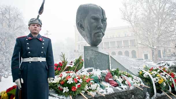 Stefan Stambolov's monument in Sofia