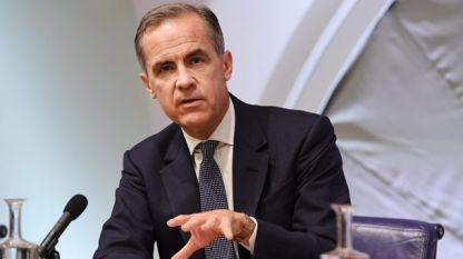 Марк Карни, управител на Английската централна банка