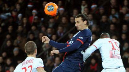 Златан Ибрахимович отново беше избран за най-добър футболист във френското първенство