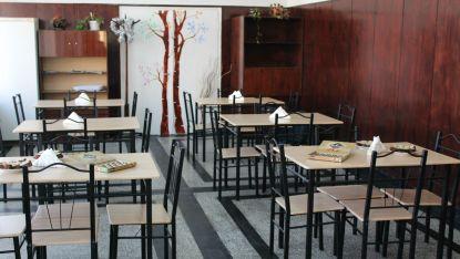 Обновената социална трапезария във Велики Преслав
