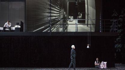 """Сцена от операта """"Луций Сула"""""""