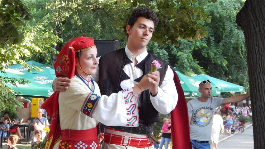 Ансамбъл Цвят, Снимка: Ваня Минева