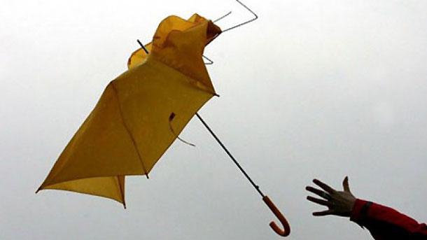 Оранжев и жълт код за силен вятър са обявени за днес