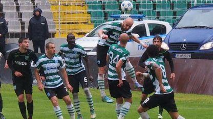 Футболистите на Черно море ще изиграят две контроли за един ден