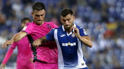 """Еспаньол"" завърши 0:0 срещу ""Леванте"""