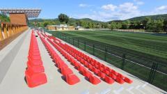 Стадионът в с. Царева ливада