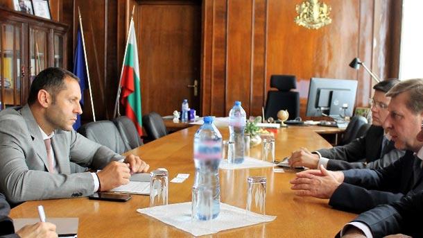 Българската Търговско-промишлената палата беше домакин на форума по време на