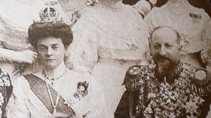 Принцеса Елеонора Каролина Гаспарина Луиза, принцеса Ройс цу Кьостриц,  по-късно и българска царица, втората съпруга на цар Фердинанд.