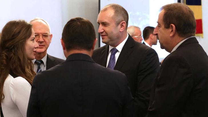 Президент Радев на бизнес-форуме в Бухаресте