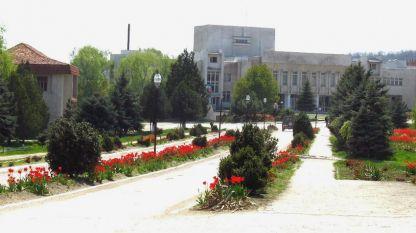 Дом культуры города Твырдица