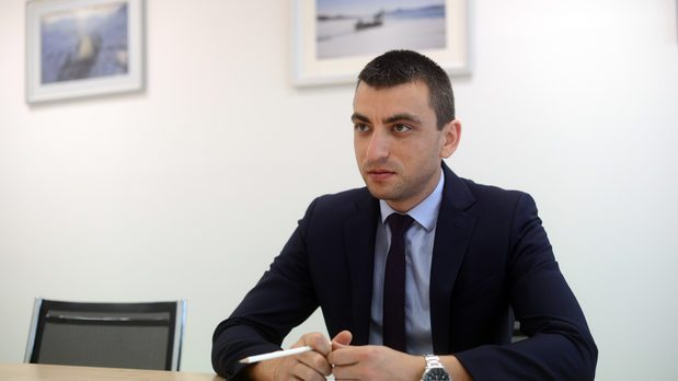 Мартин Георгиев от Асоциацията на търговците на ток