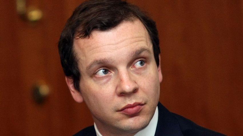 Томас Щьолцл, заместник-посланик на Република Австрия в България