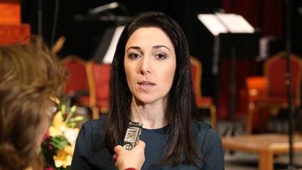 Azerbaycan Büyükelçisi Nargis Gurbanova