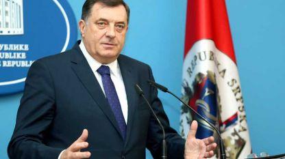 Милорад Додик бе избран за сръбски представител в колективното председателство (президентство) на Босна на изборите на 7 октомври.